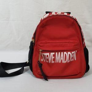 Steve Madden Nylon Mini Backpack